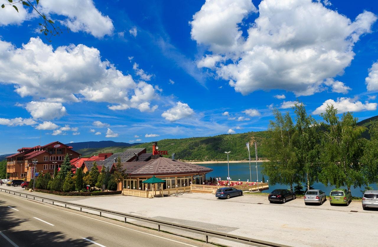 Motel Zlatarsko jezero